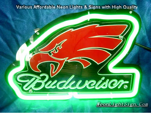 NFL Philadelphia Eagles 3D Neon Sign Beer Bar Light