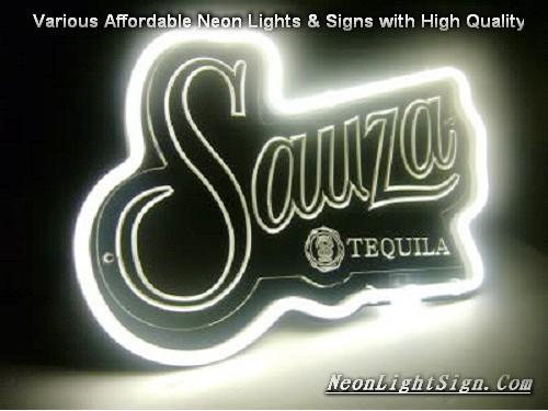 Sauza tequil 3D Beer Bar Neon Light Sign