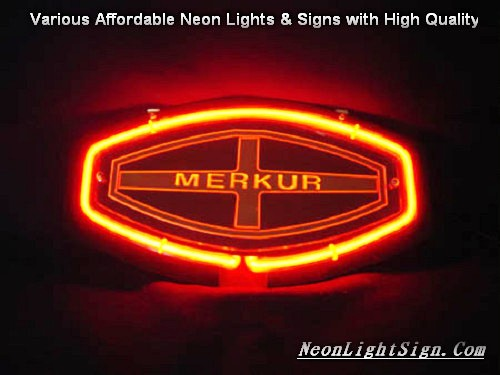 FORD Lincoln Mercury Brand 3D Beer Bar Neon Light Sign