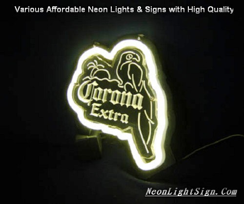 Corona Extra 3D Beer Bar Neon Light Sign