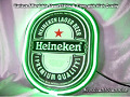 Heineken Larger Beer 3D Beer Bar Neon Light Sign