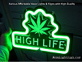 High Life Miller Beer Bar Neon Light Sign
