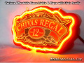Chivas Regal 12 years Beer Bar Neon Light Sign