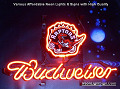 NBA Toronto Raptors Budweiser Beer Bar Neon Light Sign