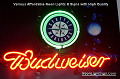 NFL Seattle Mariners  Budweiser Beer Bar Neon Light Sign