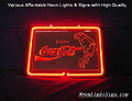 Coca Cola Coke Enjoy Soda 3D Beer Bar Neon Light Sign