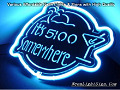 It\'s 5:00 Somewhere 3D Beer Bar Neon Light Sign