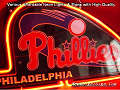 MLB Philadelphia Phillies 3D Beer Bar Neon Light Sign