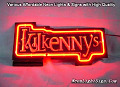 NCAA KILKENNYS 3D  Beer Bar Neon Light Sign